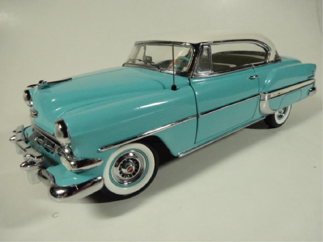 1954 CHEVROLET BEL AIR, MINT CONDITION, BY FRANKLIN - 2