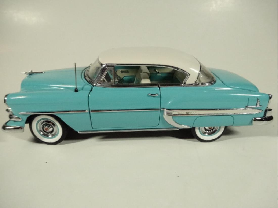 1954 CHEVROLET BEL AIR, MINT CONDITION, BY FRANKLIN - 3