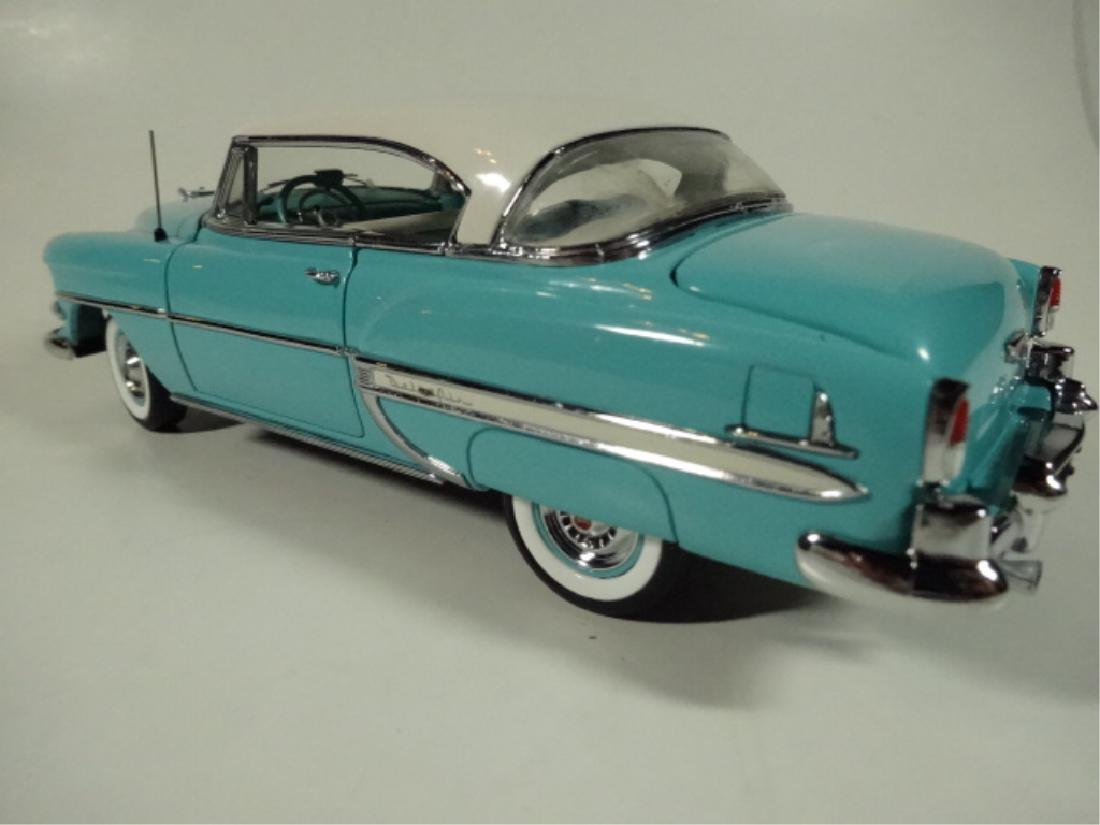 1954 CHEVROLET BEL AIR, MINT CONDITION, BY FRANKLIN - 4