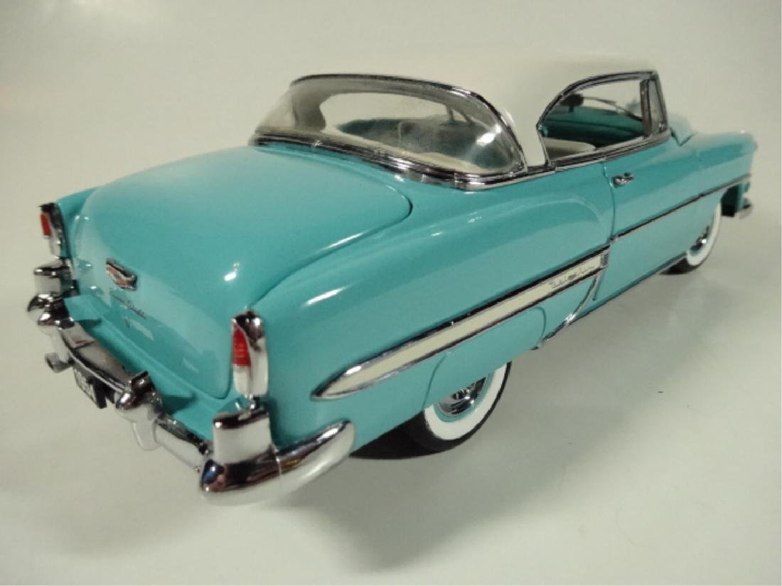 1954 CHEVROLET BEL AIR, MINT CONDITION, BY FRANKLIN - 5
