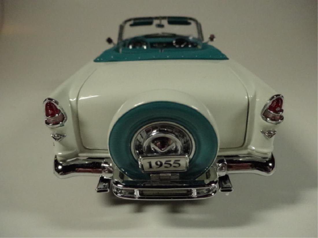 1955 CHEVROLET BEL AIR CONVERTIBLE, MINT CONDITION, BY - 6
