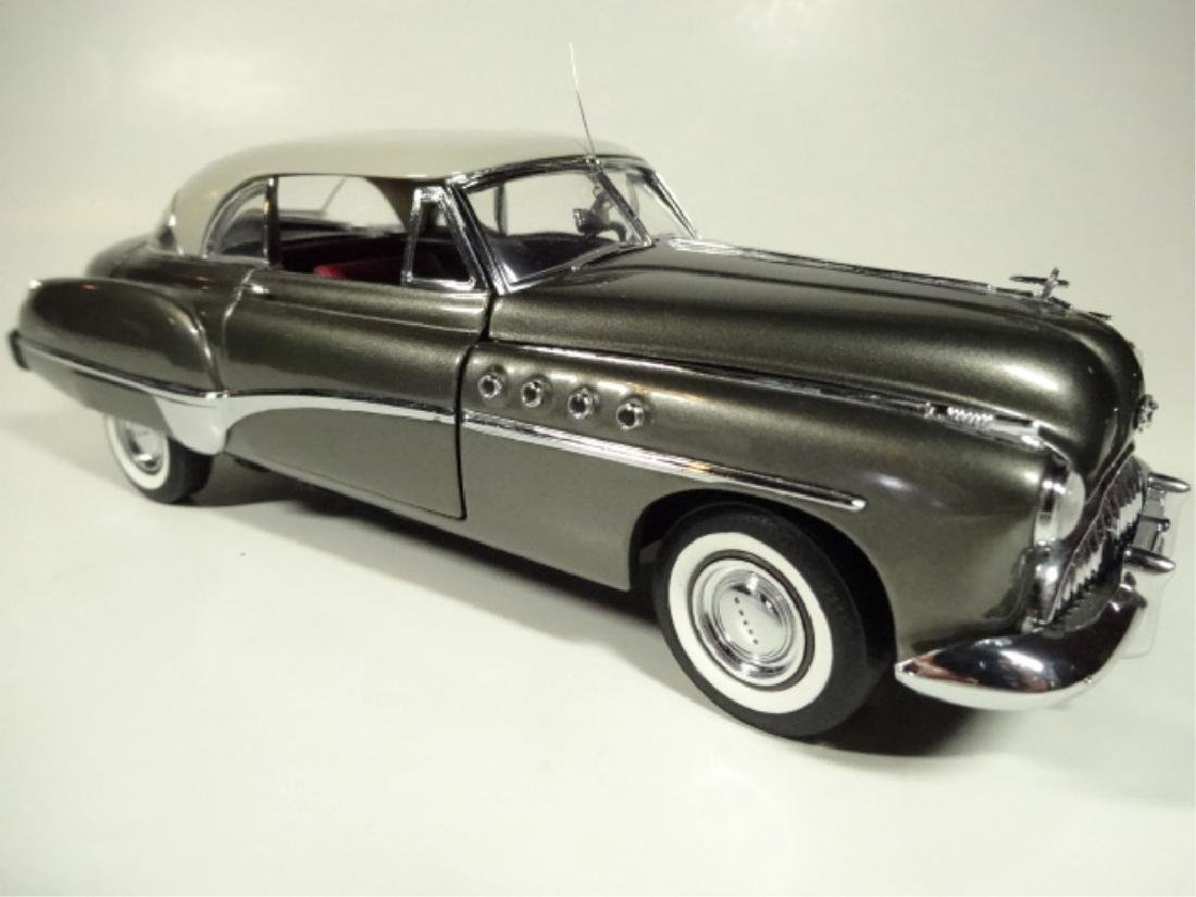 1948 BUICK ROADMASTER COUPE, MINT CONDITION, BY DANBURY