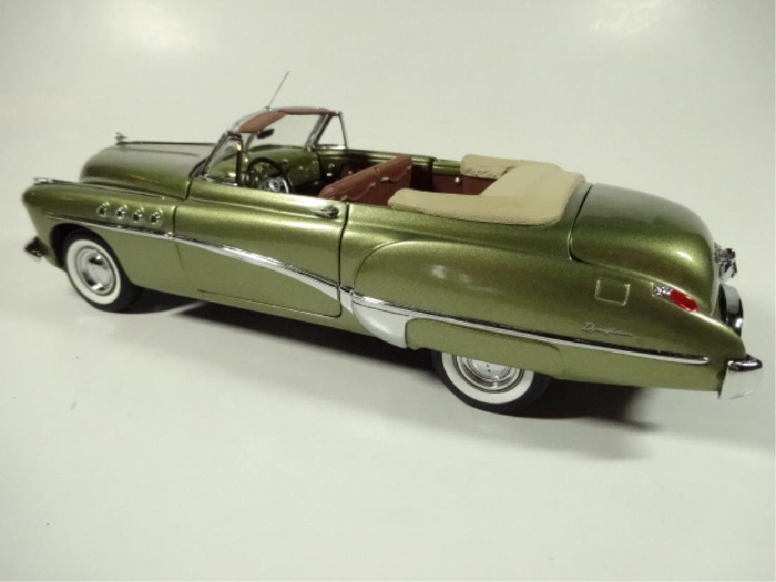 1949 BUICK ROADMASTER RIVIERA, MINT CONDITION, BY