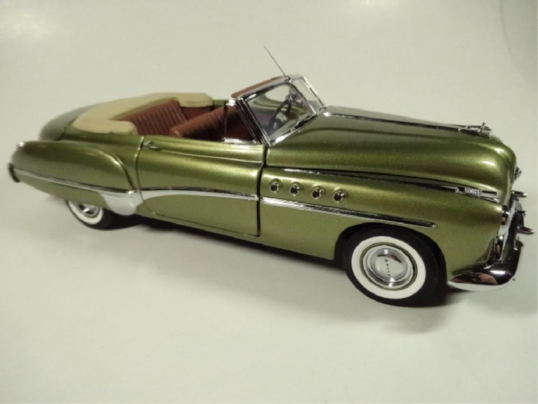 1949 BUICK ROADMASTER RIVIERA, MINT CONDITION, BY - 3
