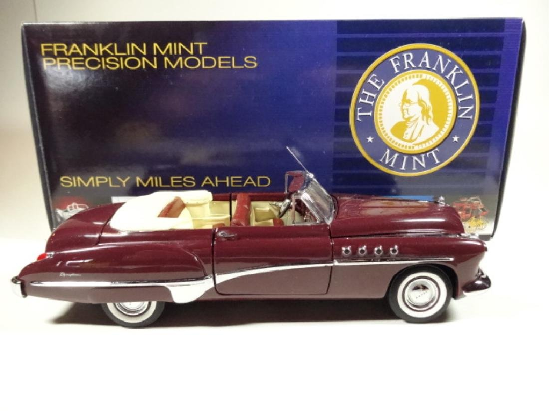 1949 BUICK ROADMASTER, MINT CONDITION, BY FRANKLIN - 10