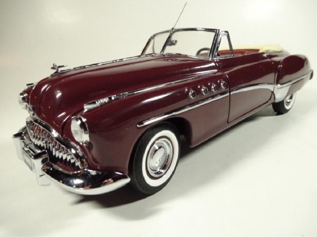 1949 BUICK ROADMASTER, MINT CONDITION, BY FRANKLIN - 3