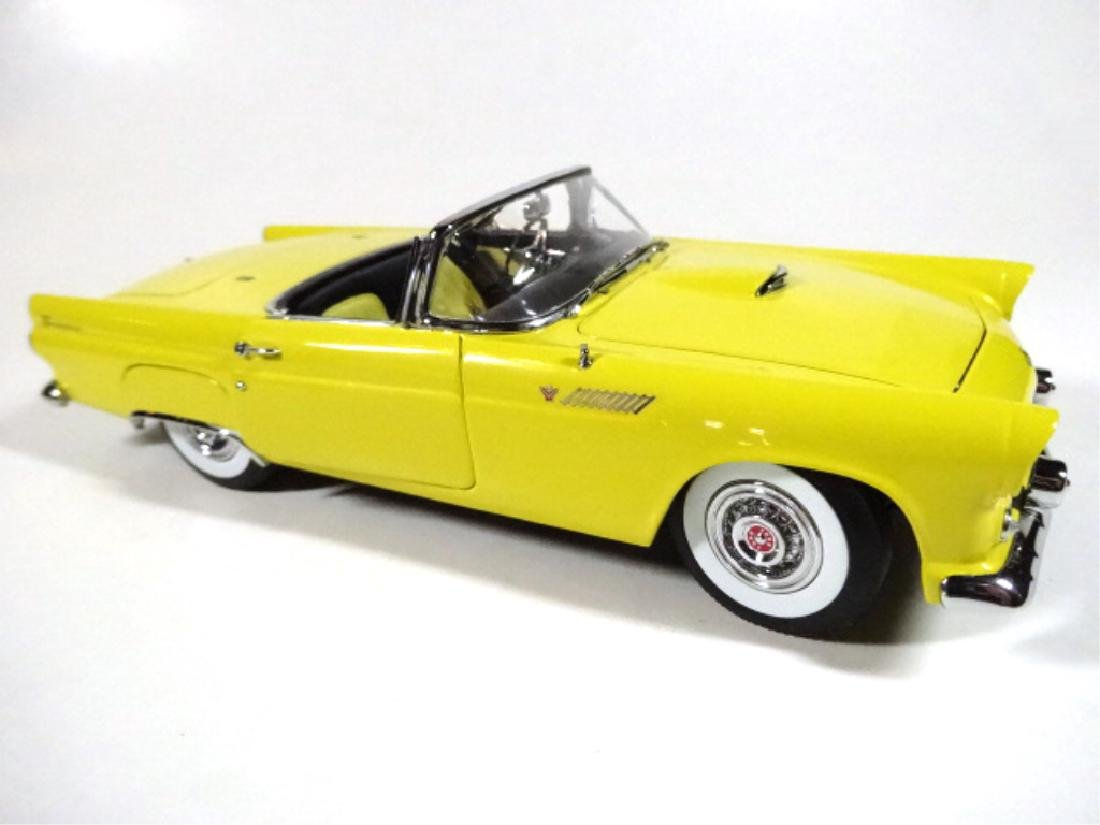 1955 FORD THUNDERBIRD CONVERTIBLE, MINT CONDITION, BY