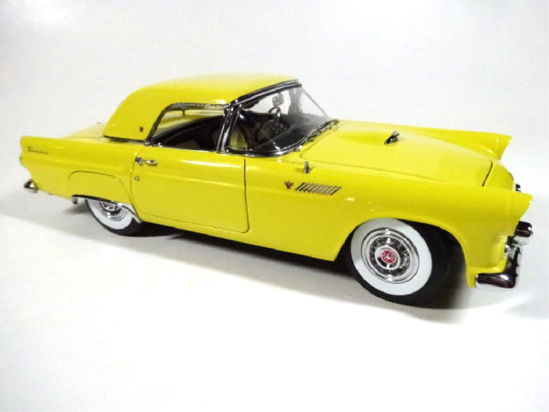 1955 FORD THUNDERBIRD CONVERTIBLE, MINT CONDITION, BY - 2