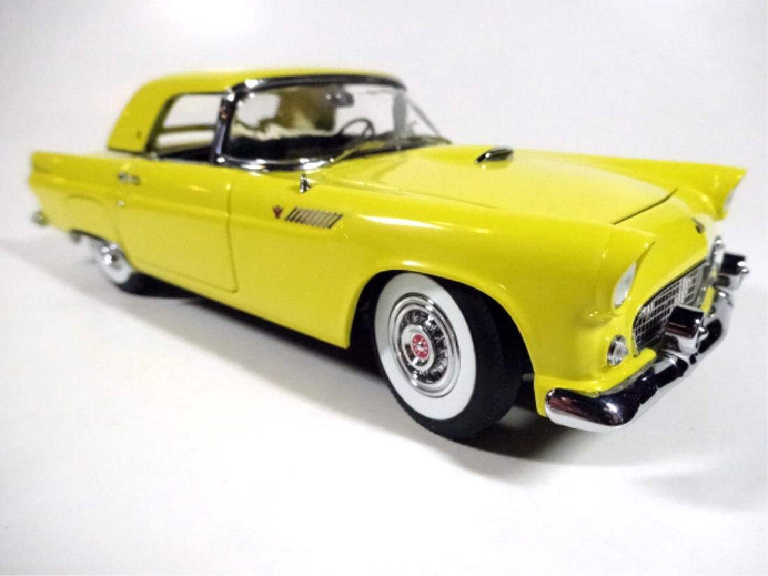 1955 FORD THUNDERBIRD CONVERTIBLE, MINT CONDITION, BY - 3