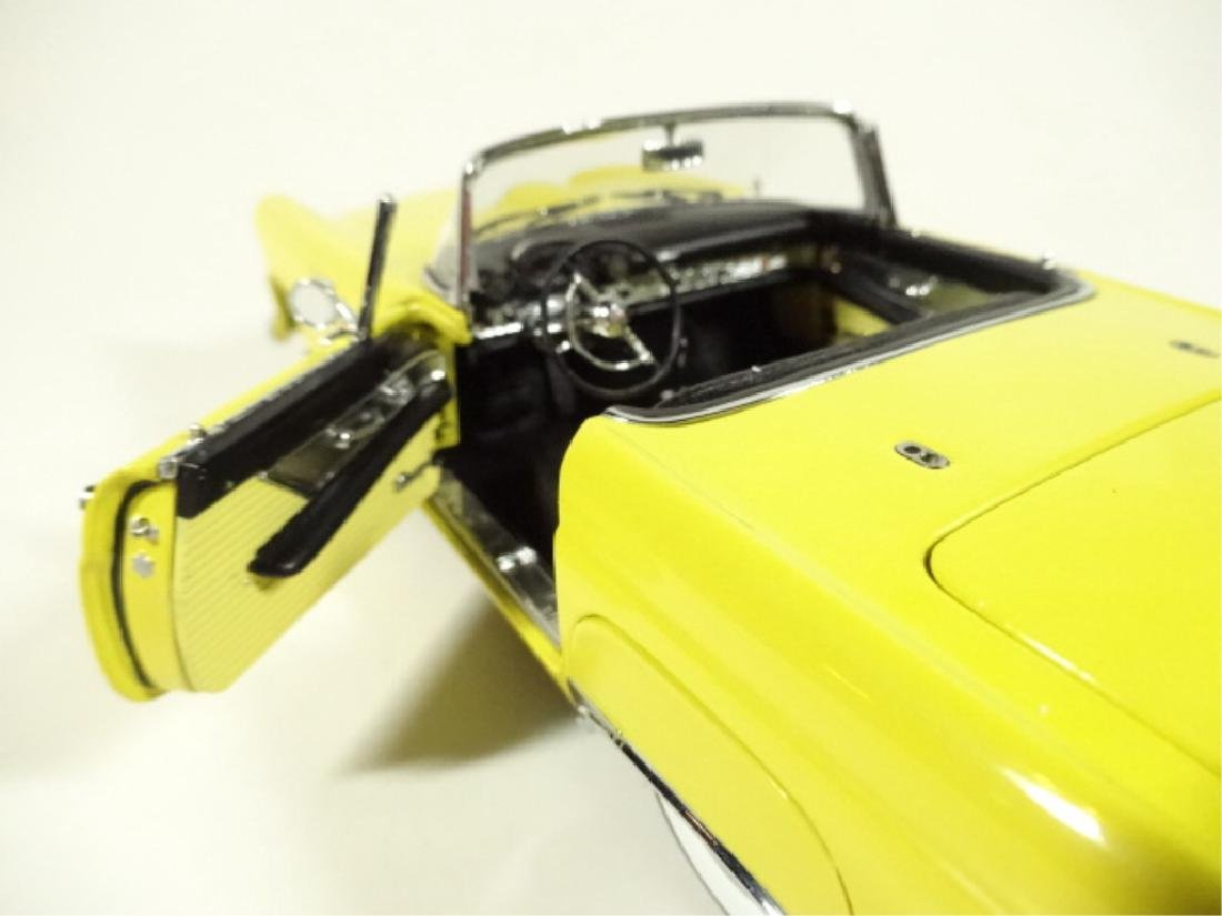 1955 FORD THUNDERBIRD CONVERTIBLE, MINT CONDITION, BY - 5