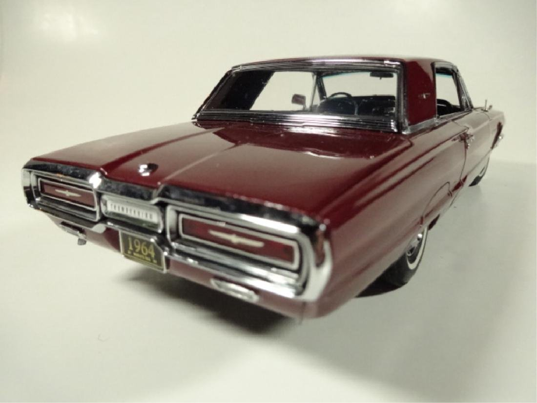 1964 FORD THUNDERBIRD HARD TOP, VERY GOOD CONDITION, - 5