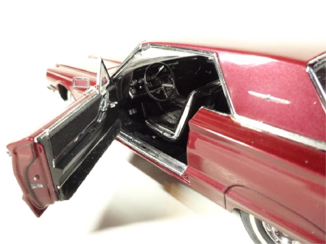1964 FORD THUNDERBIRD HARD TOP, VERY GOOD CONDITION, - 7