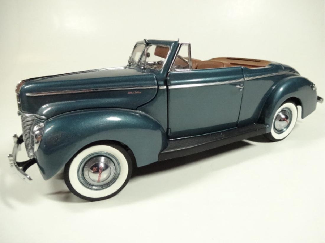 1940 FORD DELUXE CONVERTIBLE, MINT CONDITION, LIMITED