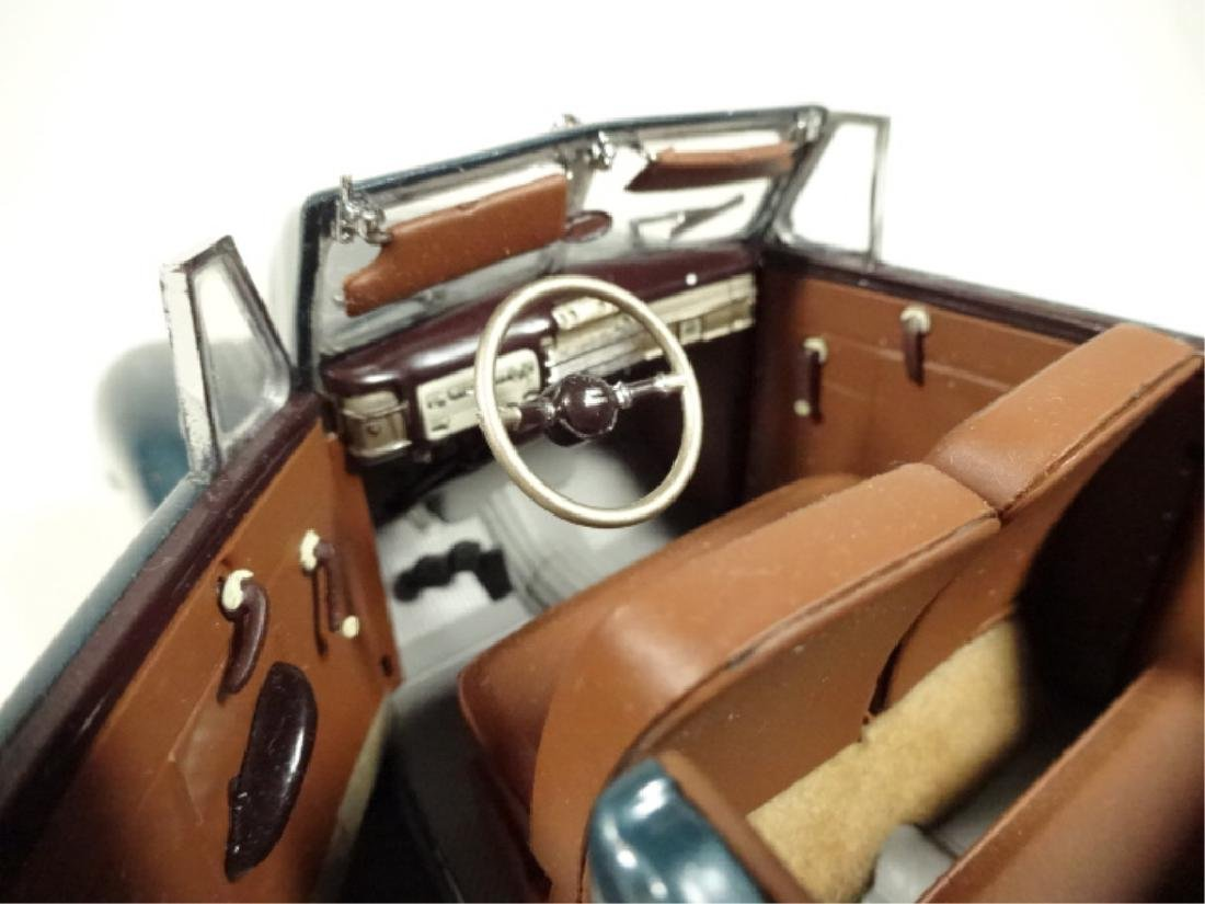 1940 FORD DELUXE CONVERTIBLE, MINT CONDITION, LIMITED - 6