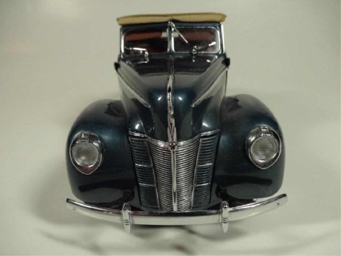 1940 FORD DELUXE CONVERTIBLE, MINT CONDITION, LIMITED - 8