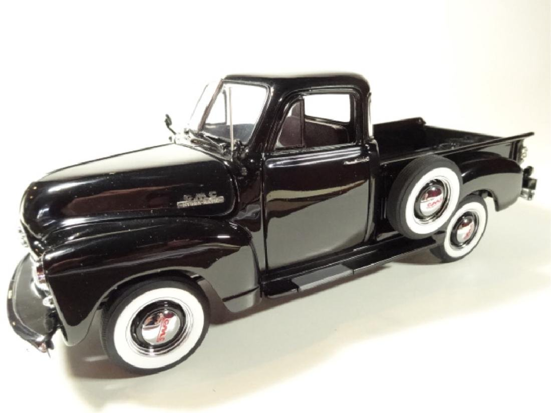 1953 GMC PICKUP TRUCK, MINT CONDITION, LIMITED EDITION