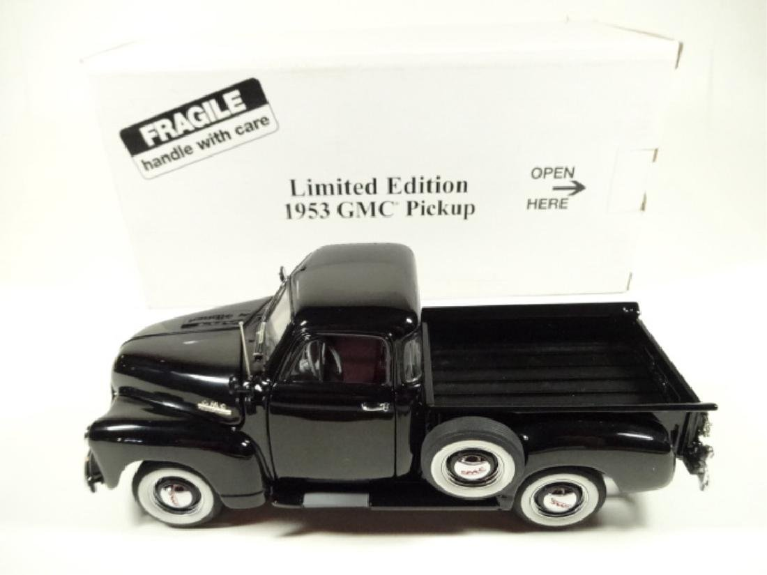 1953 GMC PICKUP TRUCK, MINT CONDITION, LIMITED EDITION - 6