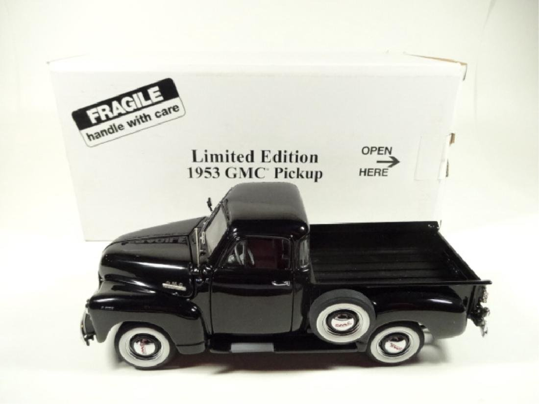 1953 GMC PICKUP TRUCK, MINT CONDITION, LIMITED EDITION - 7