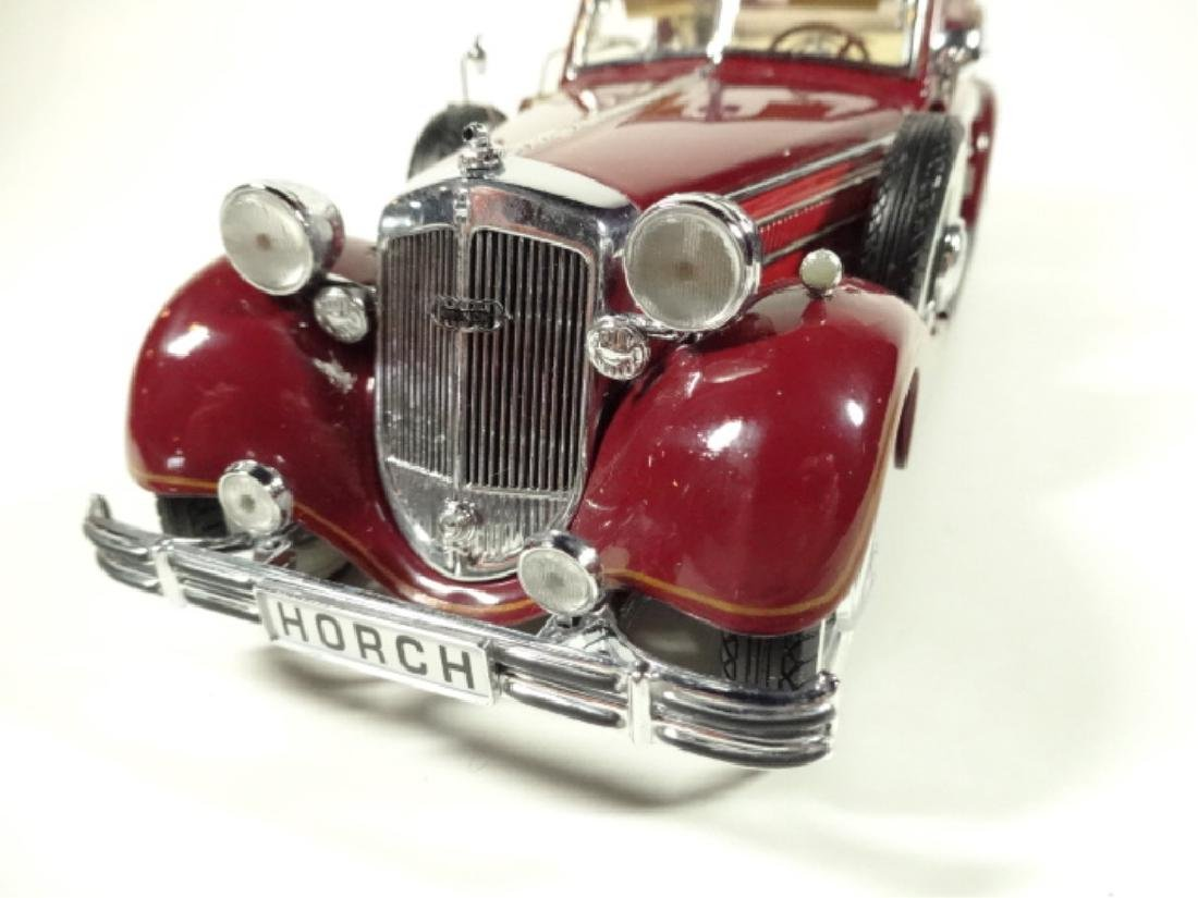 1937 HORCH 853 CABRIOLET, MINT CONDITION, BY CMC, WITH - 3