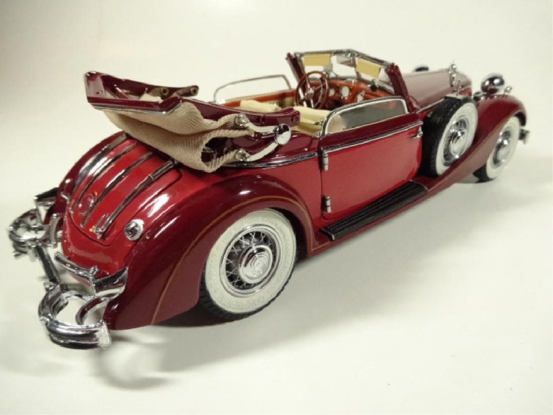 1937 HORCH 853 CABRIOLET, MINT CONDITION, BY CMC, WITH - 5
