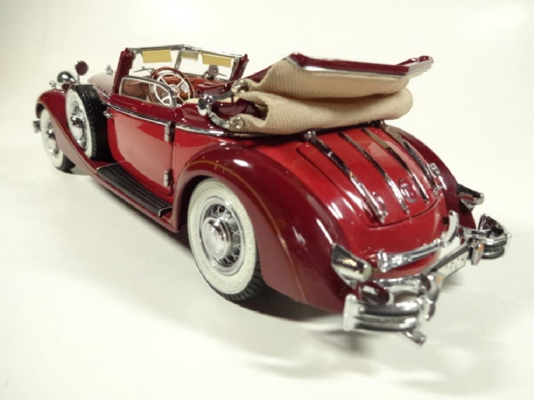 1937 HORCH 853 CABRIOLET, MINT CONDITION, BY CMC, WITH - 6