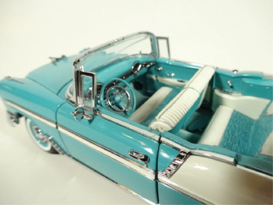 1956 CHEVROLET CONVERTIBLE, VERY GOOD CONDITION, ROOF - 5