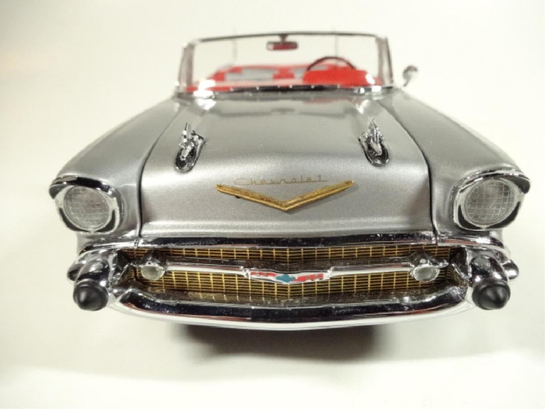 "1957 CHEVROLET BEL AIR ""FUELIE"" CONVERTIBLE, MINT - 3"
