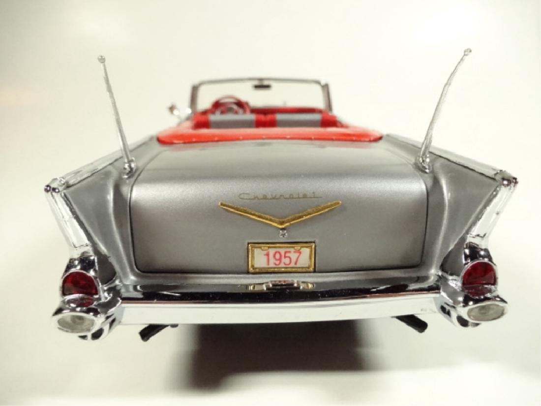 "1957 CHEVROLET BEL AIR ""FUELIE"" CONVERTIBLE, MINT - 4"