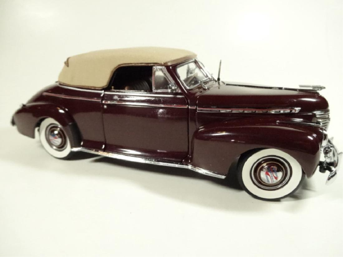 1941 CHEVROLET SPECIAL DELUXE CONVERTIBLE, MINT