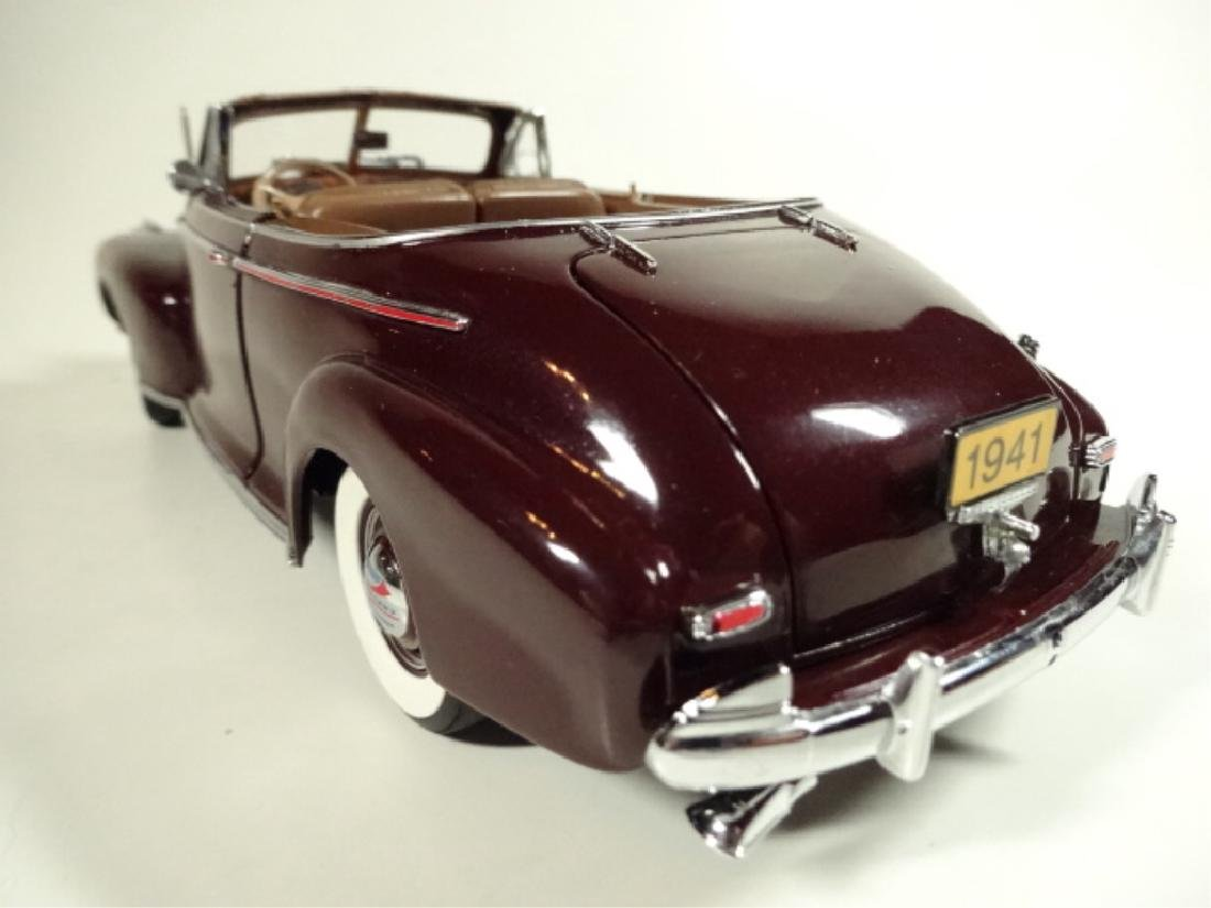 1941 CHEVROLET SPECIAL DELUXE CONVERTIBLE, MINT - 6