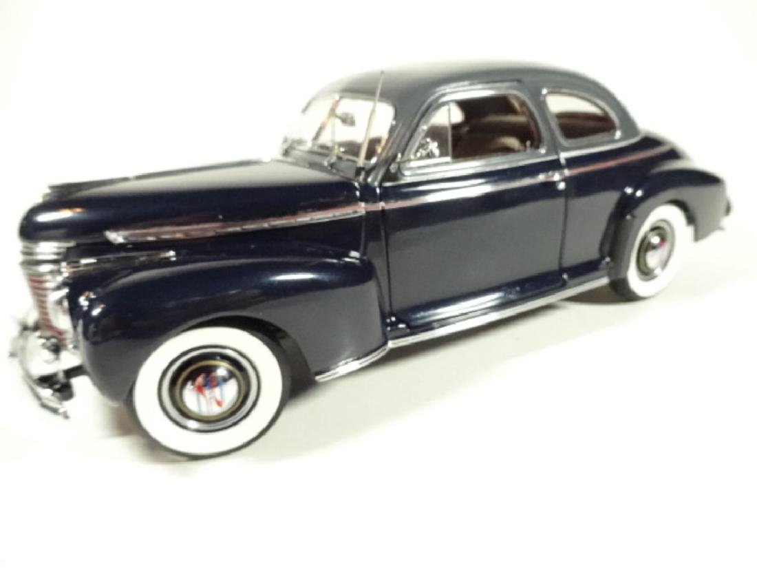 1941 CHEVROLET SPECIAL DELUXE COUPE, MINT CONDITION, - 2