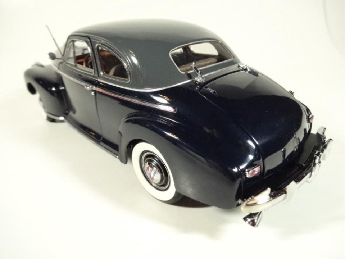 1941 CHEVROLET SPECIAL DELUXE COUPE, MINT CONDITION, - 3