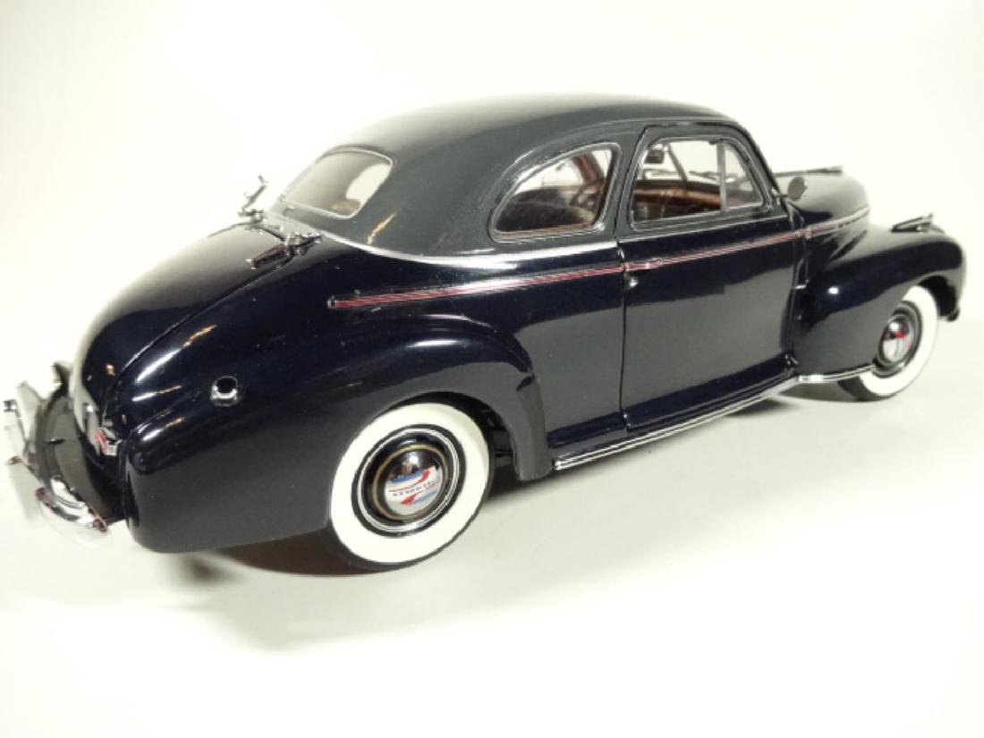 1941 CHEVROLET SPECIAL DELUXE COUPE, MINT CONDITION, - 6