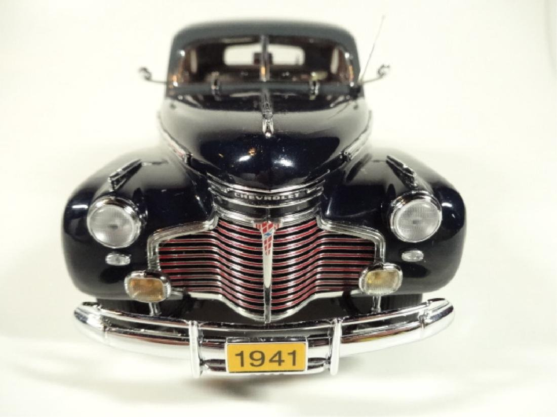 1941 CHEVROLET SPECIAL DELUXE COUPE, MINT CONDITION, - 7