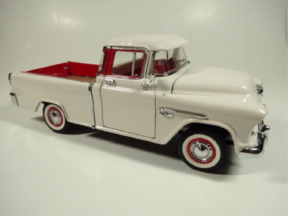 1955 CHEVROLET CONVERTIBLE, MINT CONDITION, BY FRANKLIN