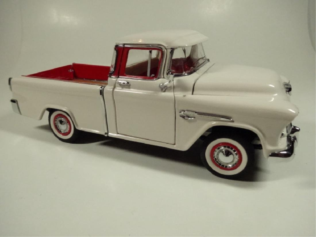 1955 CHEVROLET CONVERTIBLE, MINT CONDITION, BY FRANKLIN - 2