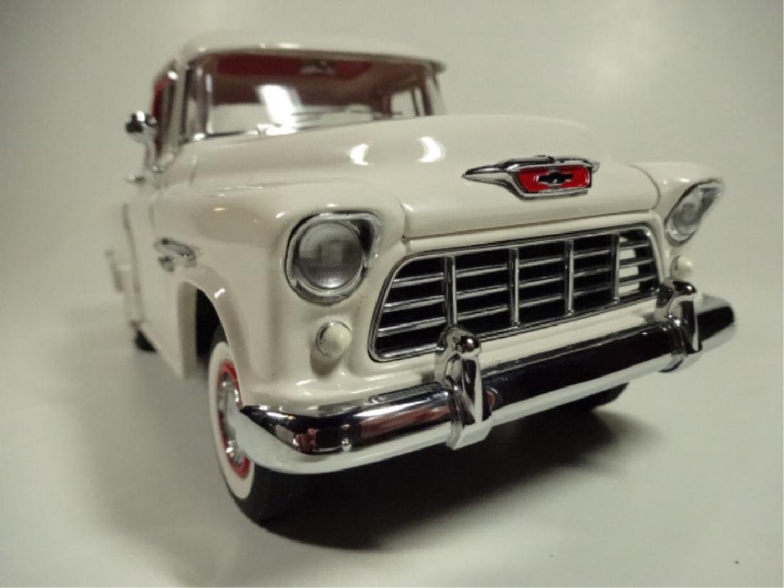 1955 CHEVROLET CONVERTIBLE, MINT CONDITION, BY FRANKLIN - 3