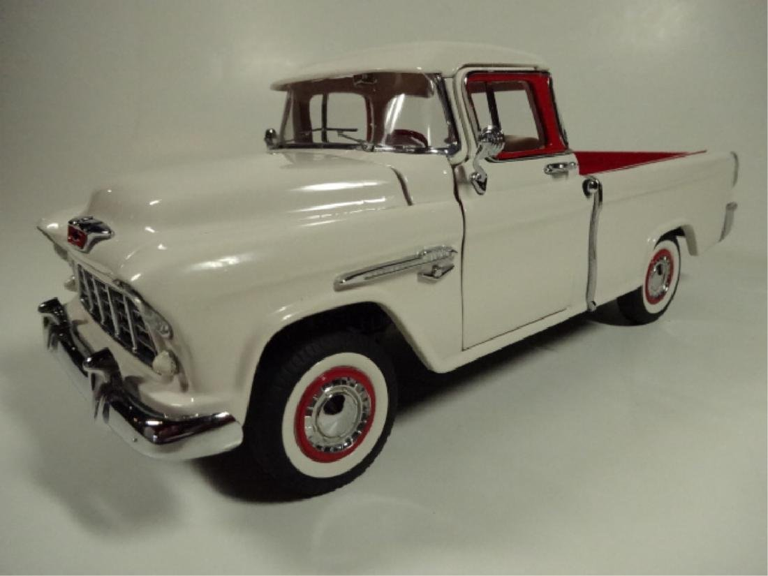 1955 CHEVROLET CONVERTIBLE, MINT CONDITION, BY FRANKLIN - 4