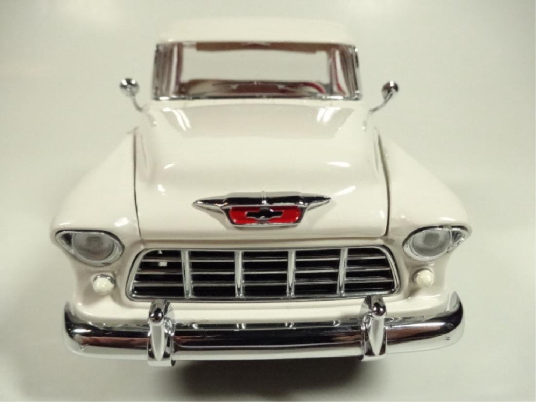 1955 CHEVROLET CONVERTIBLE, MINT CONDITION, BY FRANKLIN - 5