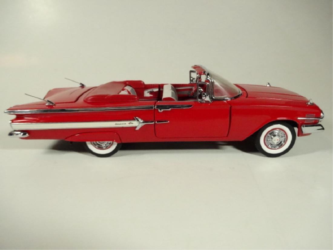 1960 CHEVROLET IMPALA CONVERTIBLE, MINT CONDITION, BY - 2
