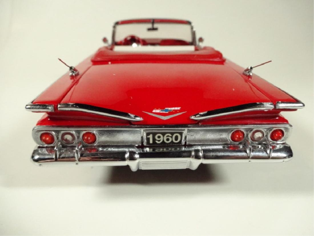 1960 CHEVROLET IMPALA CONVERTIBLE, MINT CONDITION, BY - 5