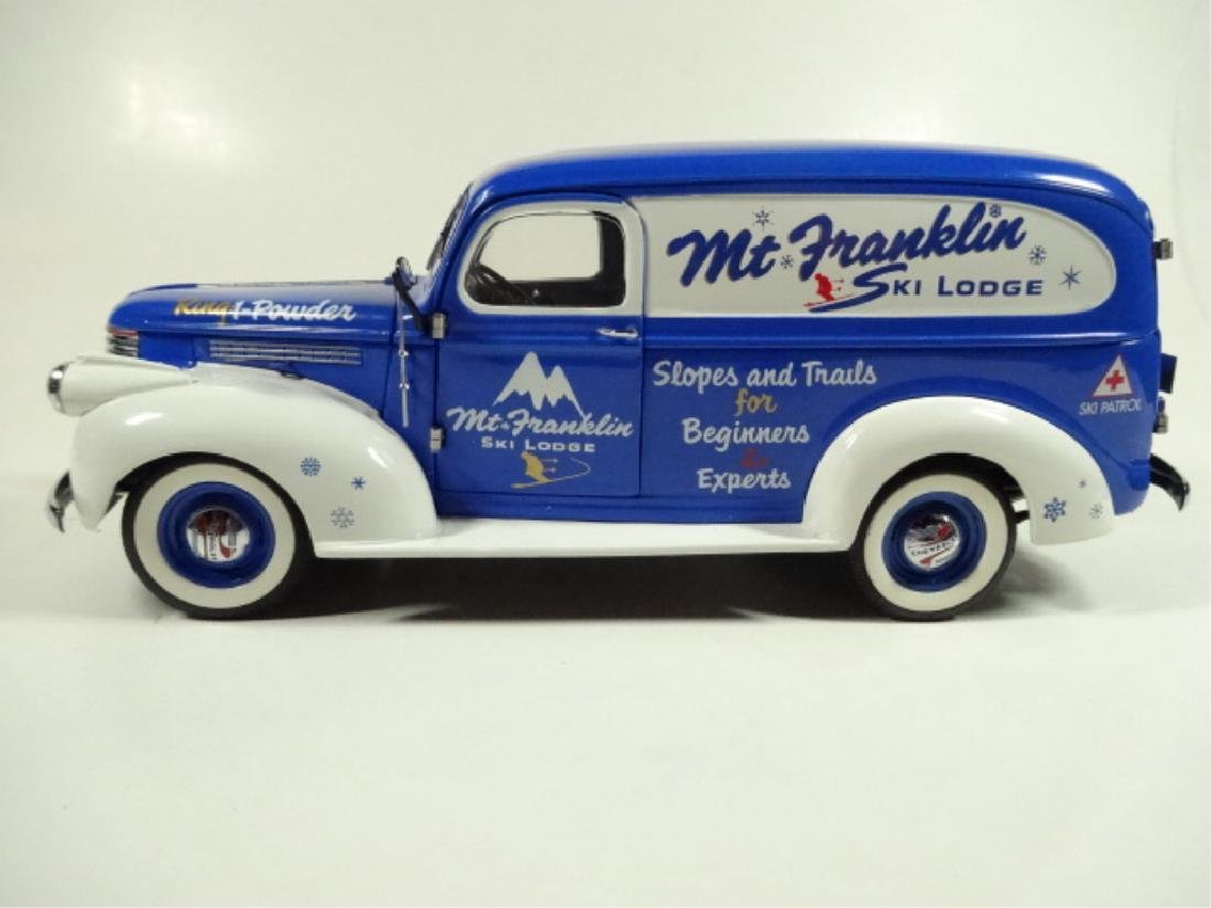 1946 CHEVROLET SKI LODGE TRUCK, MINT CONDITION, BY - 7
