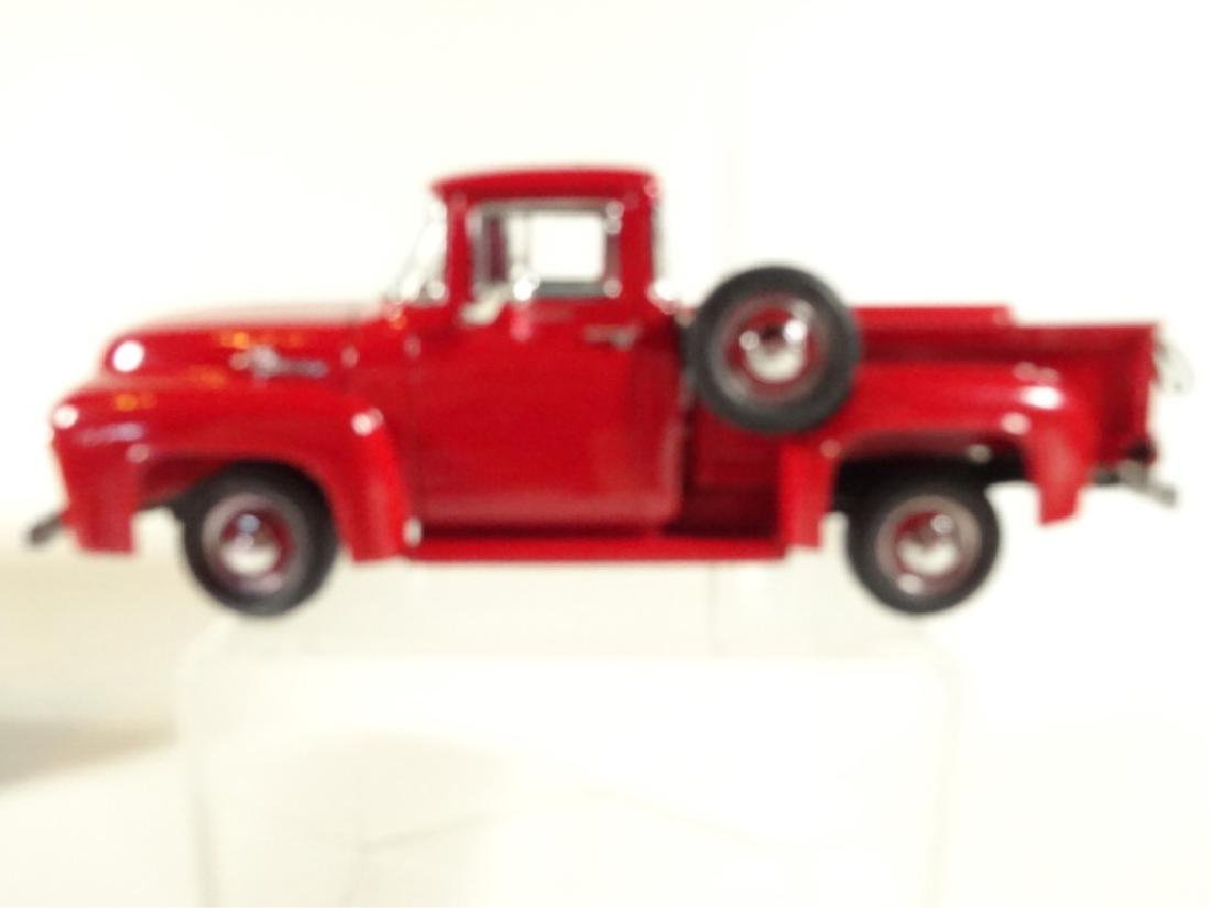 1956 FORD F100 PICKUP TRUCK, MINT CONDITION, BY DANBURY - 5
