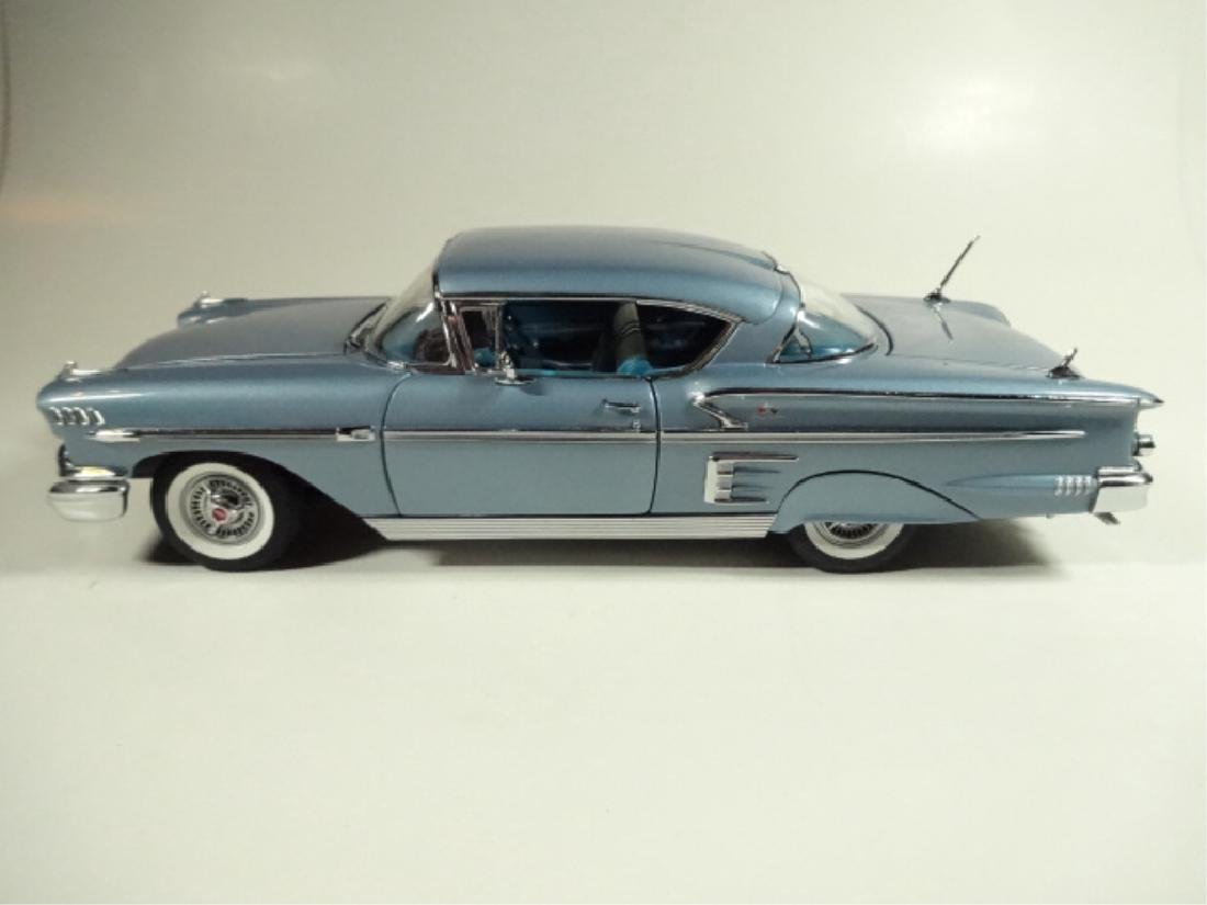 1958 CHEVROLET IMPALA SPORT COUPE, VERY GOOD CONDITION,