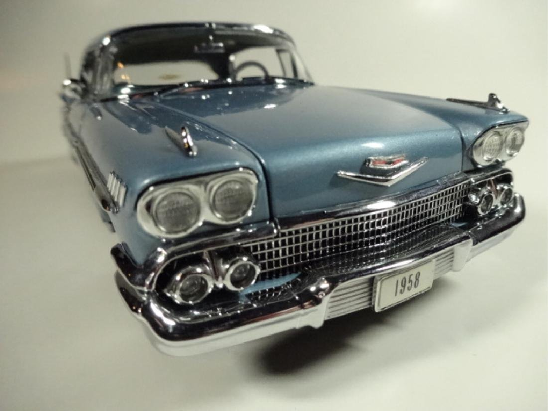1958 CHEVROLET IMPALA SPORT COUPE, VERY GOOD CONDITION, - 3