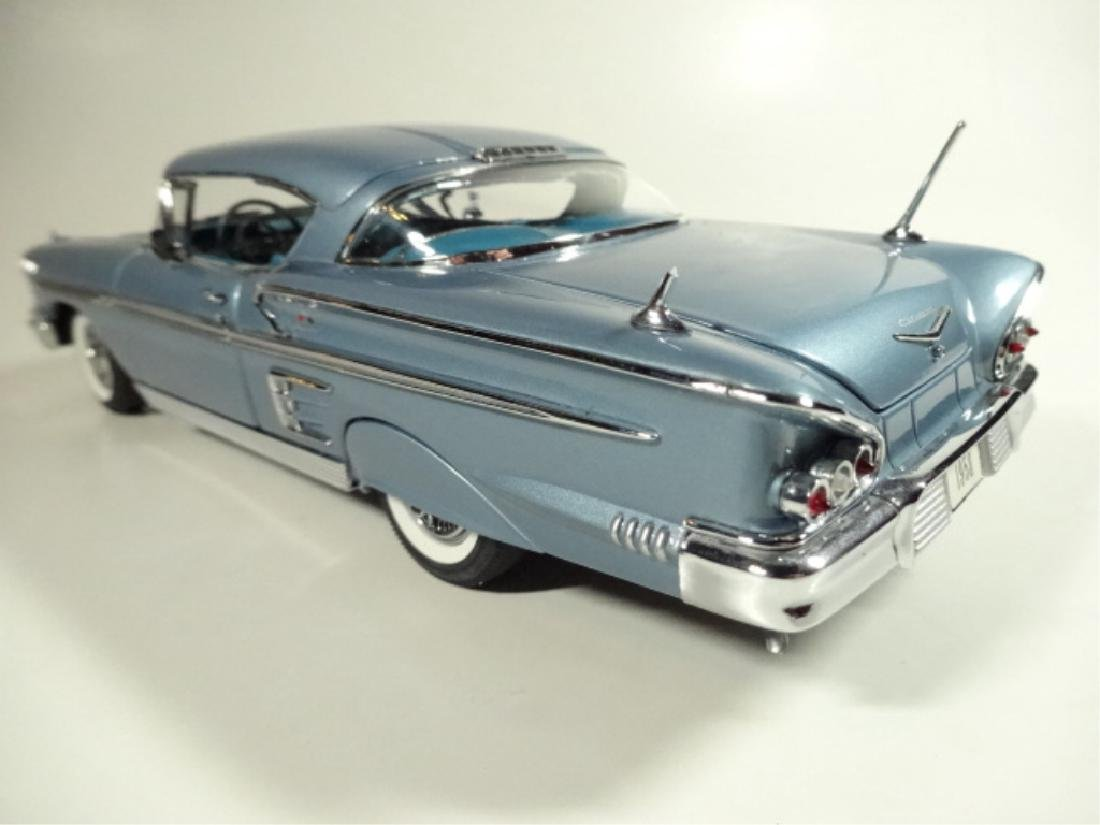 1958 CHEVROLET IMPALA SPORT COUPE, VERY GOOD CONDITION, - 5