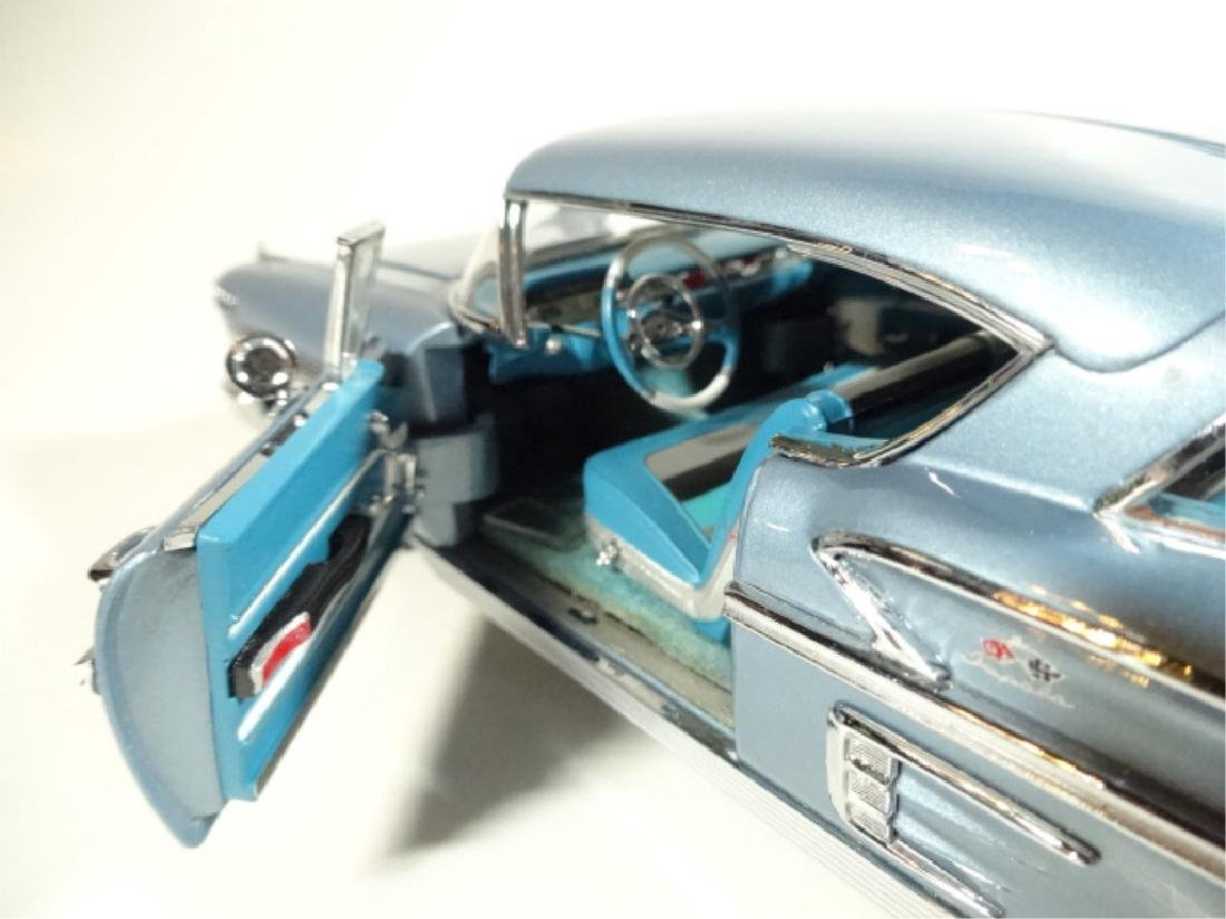 1958 CHEVROLET IMPALA SPORT COUPE, VERY GOOD CONDITION, - 6