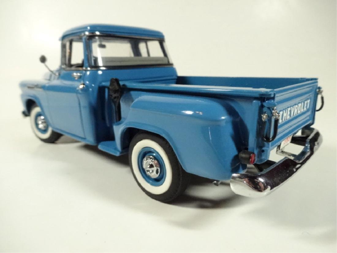 1958 CHEVROLET APACHE PICKUP TRUCK, MINT CONDITION, BY - 6