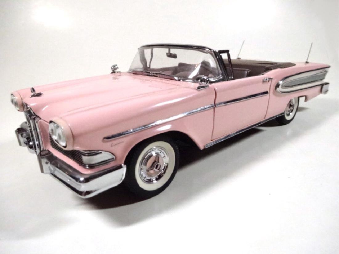 1958 FORD EDSEL CITATION, MINT CONDITION, BY FRANKLIN