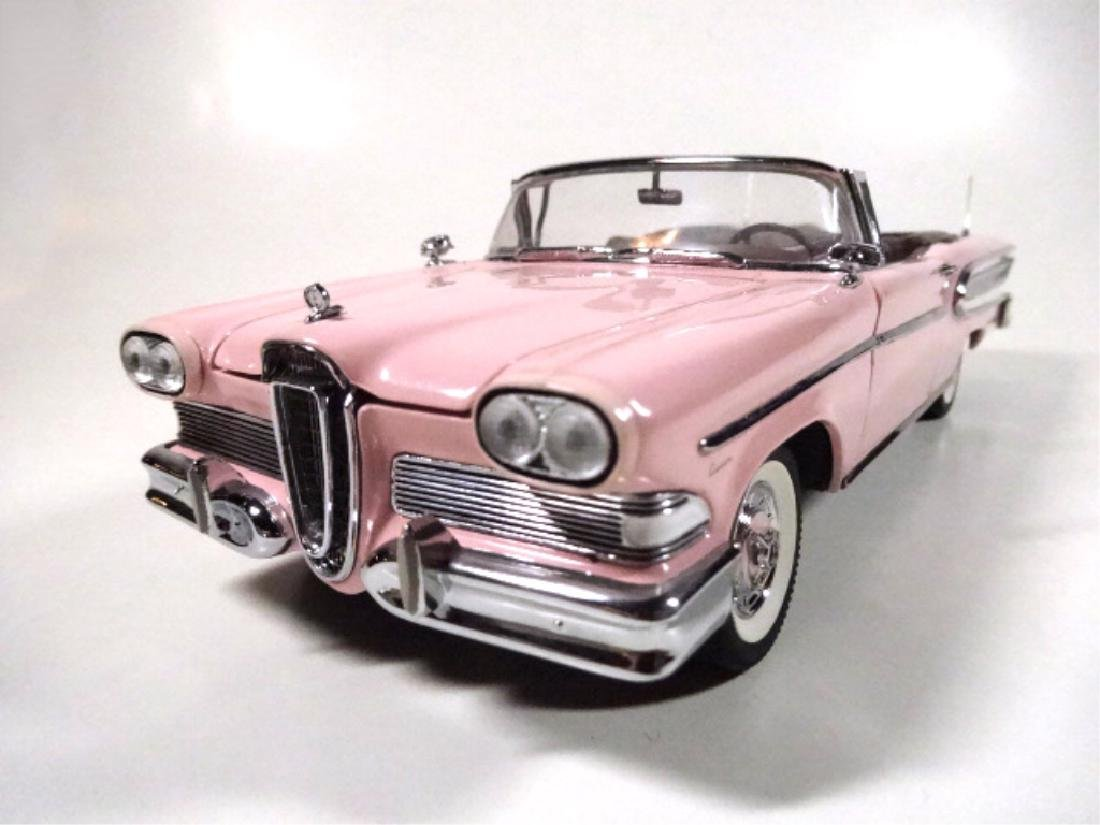 1958 FORD EDSEL CITATION, MINT CONDITION, BY FRANKLIN - 2